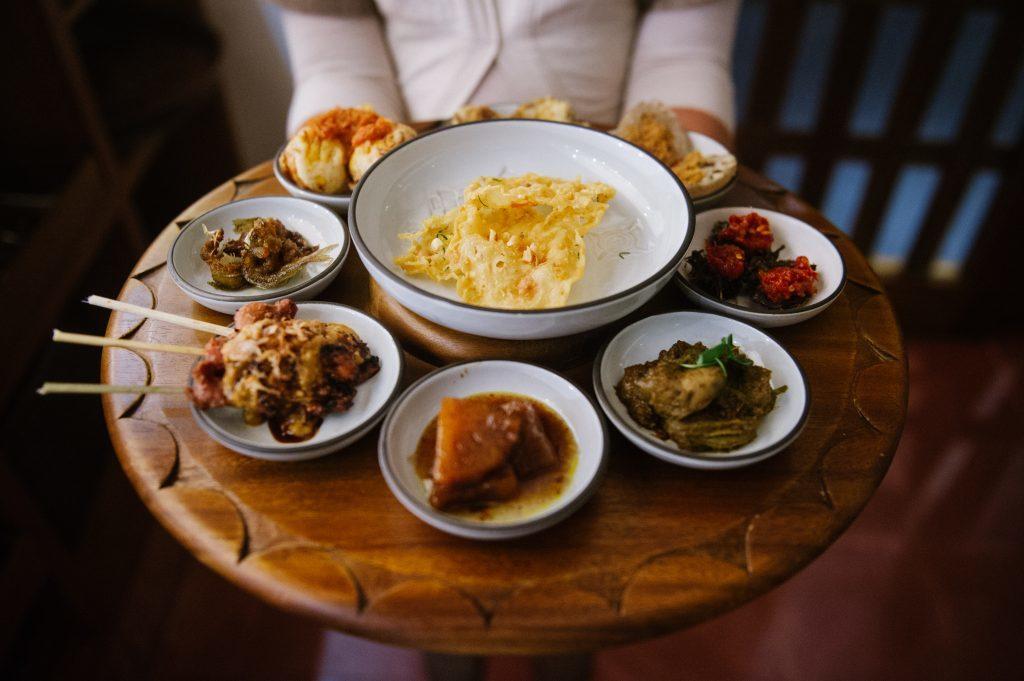 true Indonesia's culinary cultures